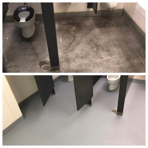 FLOOR CARE AND FLOOR RESTORATION by TFM SERVICES