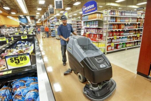 Commercial floor polishing, commercial cleaning, commercial floor cleaning